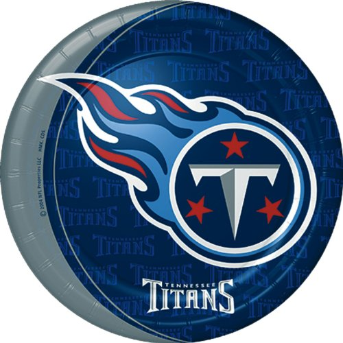 Tennessee Titans Dinner Plates ()