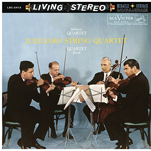 Debussy: String Quartet in G Minor, Op. 10, L. 85 - Ravel: String Quartet in F Major, M. 35 (String Quartet In G Minor Op 10)