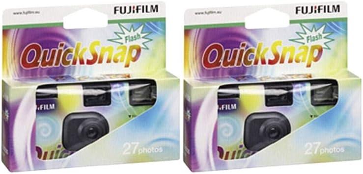 Fuji Quicksnap W Ec Fl 27ex P2 Einwegkamera Kamera