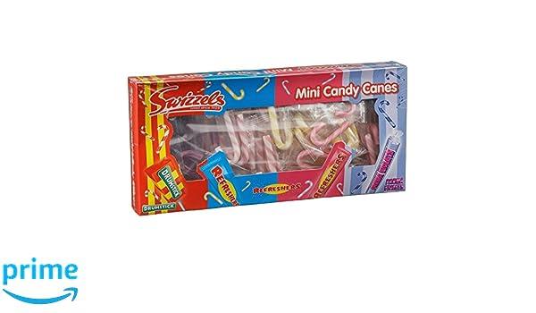 Swizzels Mini Bastones de caramelo de Navidad Dulces retro: Amazon.es: Alimentación y bebidas