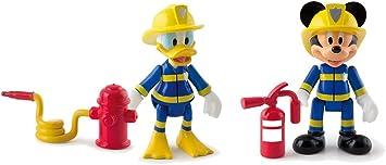 IMC Toys- Disney Pack 2 Mickey & Donald al Rescate, Multicolor (181908): Amazon.es: Juguetes y juegos