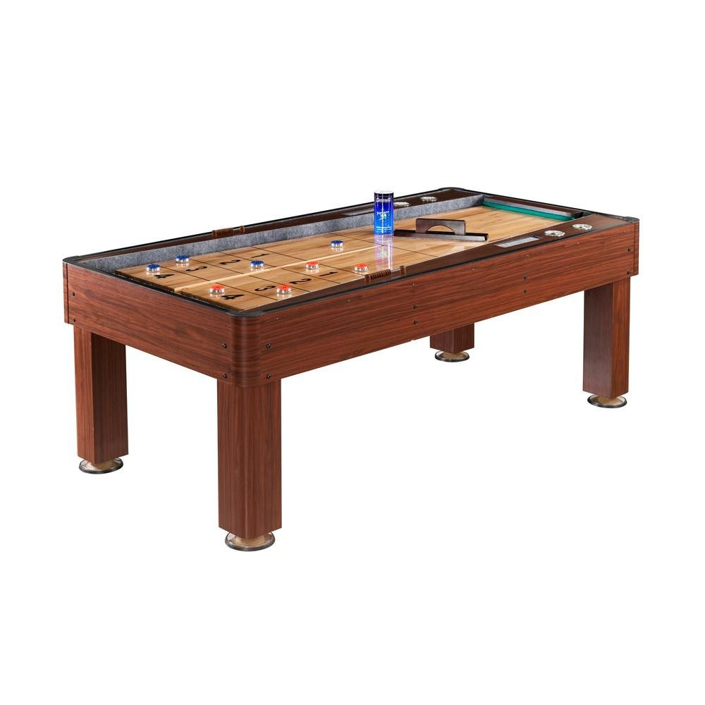 Amazon.com : Blue Wave Products NG1201 Ricochet 7 Ft. Shuffleboard Table :  Sports U0026 Outdoors
