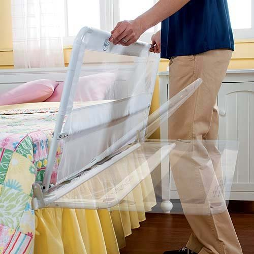 Regalo HideAway Extra Long Portable Bed Rail