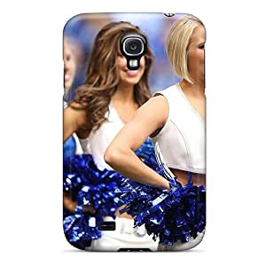 Premium Indianapolis Colts Cheerleaders Calendar Heavy-duty Protection Case For Galaxy S4