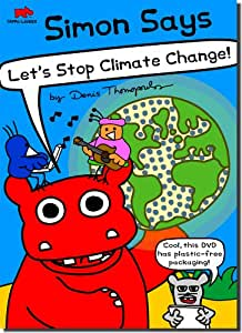 "Simon Says ""Let's Stop Climate Change!"""