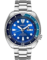 Seiko Prospex Blue Lagoon Turtle Limited Edition Divers Automatic Mens Watch SRPB11