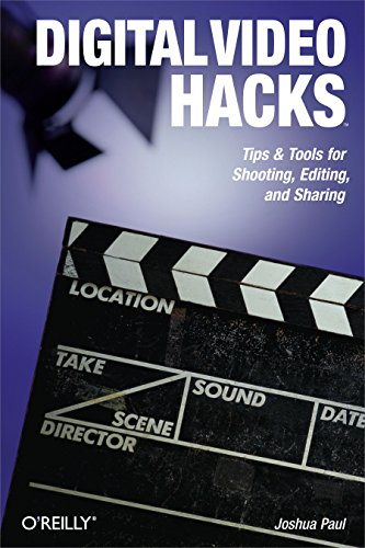 Digital Video Hacks-cover