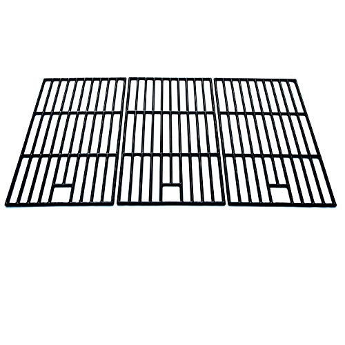 (Direct store Parts DC102 Porcelain Cast Iron Cooking grid Replacement Master Forge, Perfect Flame Gas Grill)