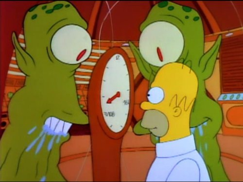 Treehouse of Horror (Simpsons Halloween Episode 2)