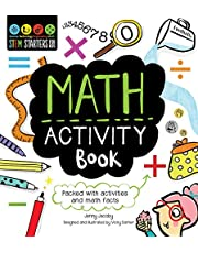 STEM Starters for Kids Math Activity Book: Packed with Activities and Math Facts