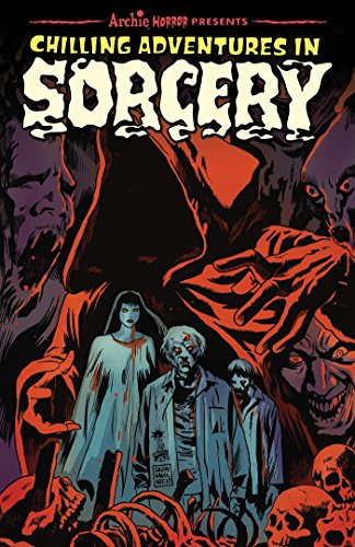 Top 5 recommendation archie horror graphic novel