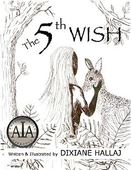 The 5th Wish by [Hallaj, Dixiane]