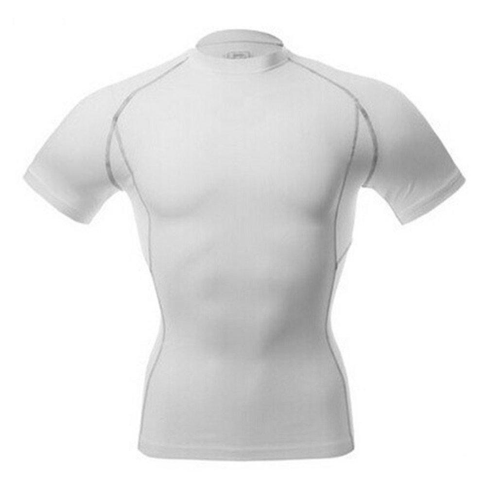 mebare (TM) Hombres Compresión Wear under Base Layer Tops ...