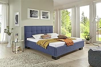 Amazonde Breckle Polsterbett Bett 120 X 200 Cm Andrus
