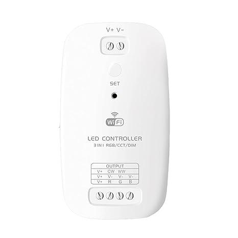 3 in 1 WiFi Wireless LED Controller Alexa IFTTT Compatible