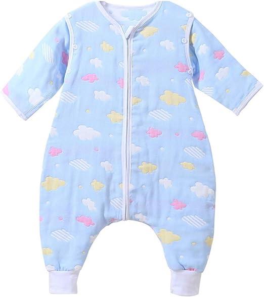 HUACANG Pijamas Lindos del Bebé del Niño del Patrón La Tela De ...