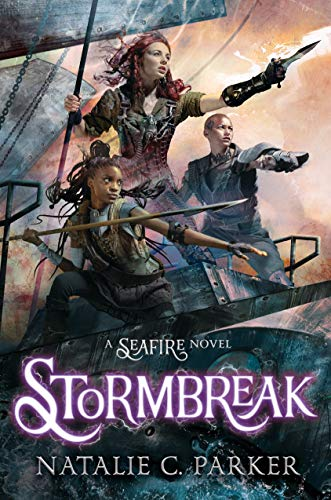 Book Cover: Stormbreak