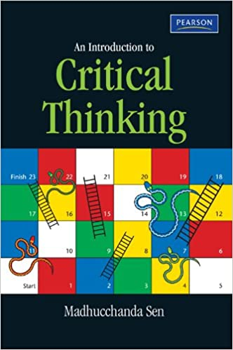 Book cover of An Introduction to Critical Thinking