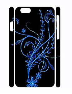 Elegant Simple Floral Pattern Super Smooth Phone Case for Iphone 6 4.7 Inch