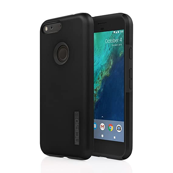 size 40 144da 21f43 Incipio DualPro Case for Google Pixel Smartphone - Black
