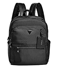 GUESS Factory Men's Carter Logo Backpack