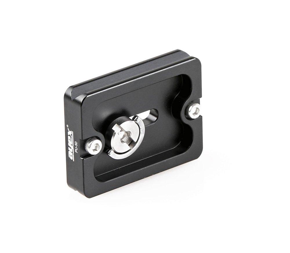 ayex PU 50/Plateau Rapide 50/mm pour arca-Swiss Standard