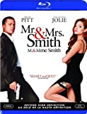 Mr. and Mrs. Smith [Blu-ray] (Bilingual)