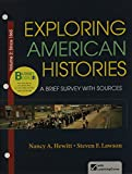 Exploring American Histories, Hewitt, Nancy A. and Lawson, Steven F., 1457641968