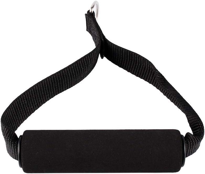 Barre de Fixation pour Corde de Fitness Station de trempage pour Pince de Main Salle de Musculation Bande de r/ésistance pour Corde de r/ésistance Tbest C/âble de Corde pour Triceps
