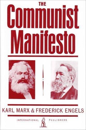 The Communist Manifesto New edition by Karl Marx, Friedrich Engels (2014) Paperback