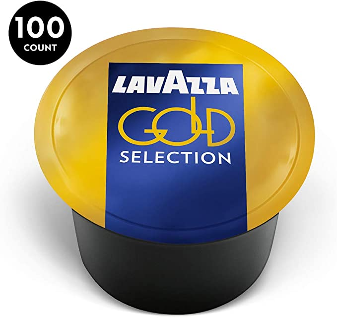 Lavazza Blue Single Espresso Gold Selection Coffee Capsules (Pack of 100)