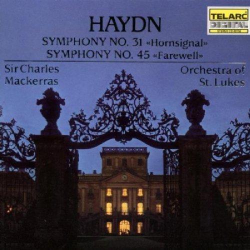 Haydn: Symphonies Nos. 31