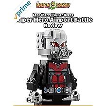 Review: Lego Marvel Super Heroes Super Hero Airport Battle