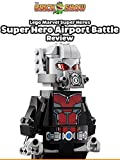 Review: Lego Marvel Super Heroes Super Hero Airport Battle
