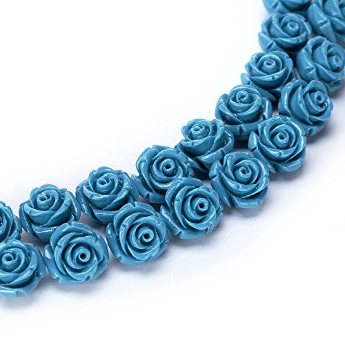 BRCbeads Quality Synthetic Turquoise Howlite