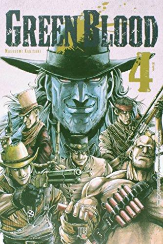 Green Blood - Volume 4