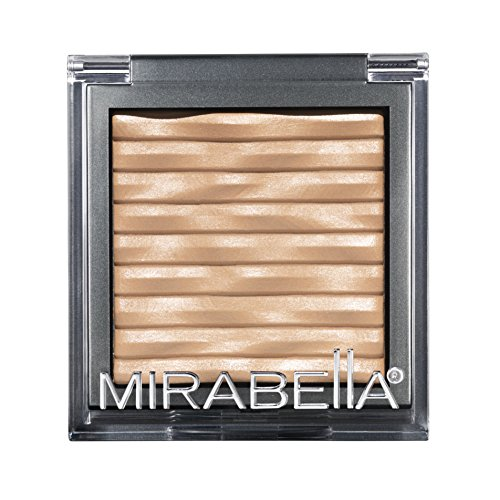 Mirabella Bronzed Mineral Bronzer with Shimmering Sun-Kissed Glow - Tawny Warmth, 7.5g/0.26oz