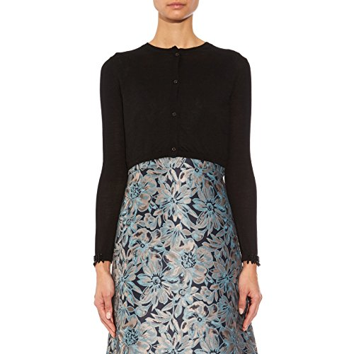 s-max-mara-womens-mabel-long-sleeve-cropped-cardigan-small-black