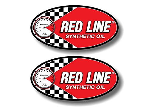 2 RED LINE Synthetic Oil 7