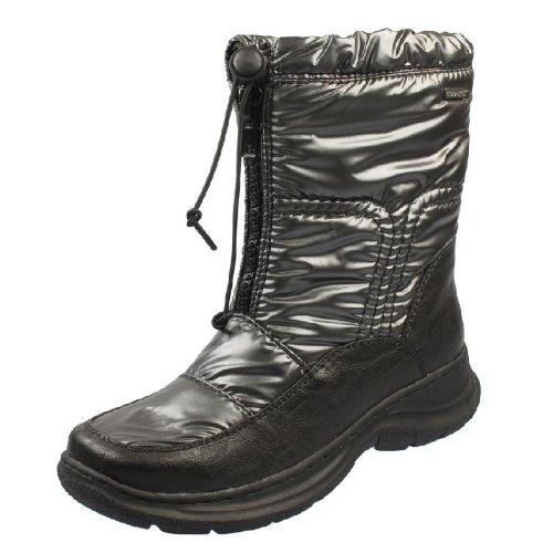 GINO VENTORI 26429-27 Womens Boots Nylon, Gray, Size 39 EU
