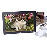 Digital Picture Frame 12 inch HD TFT-LCD 1280 x 800 Full-view Picture Screen