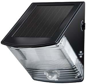 Brennenstuhl BN-0821 - Iluminación al aire libre (Outdoor wall lighting, Negro, IP44, Cochera, Jardín, 2 bombilla(s), 0,5 W)