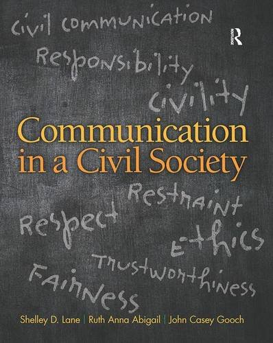Communication in a Civil Society