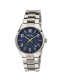 BREIL Watch Tribe Space Male Only Time Blue - EW0308