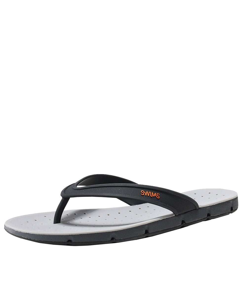 Swims Breeze Thong Sandal, Mocasines para Hombre 41 EU|Multicolour (Black/Graphite)