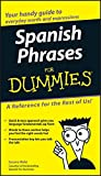 img - for Spanish Phrases For Dummies book / textbook / text book