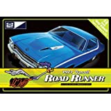 1/2574 Plymouth Road Runner SE Tin W/Figure (japan import)