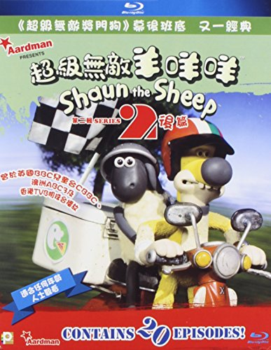 Shaun the Sheep Series 2-Vol. III & IV [Blu-ray]