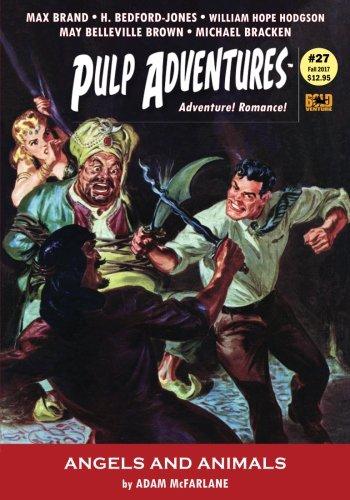 Pulp Adventures #27 (Volume 27)