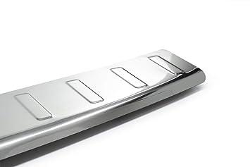 Tuning Art 755 Edelstahl Ladekantenschutz 5 Jahre Garantie Fahrzeugspezifisch Auto